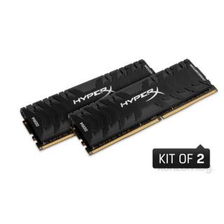 Kingston 32GB/2400MHz DDR-4 (Kit 2db 16GB) HyperX Predator XMP (HX424C12PB3K2/32) memória PC