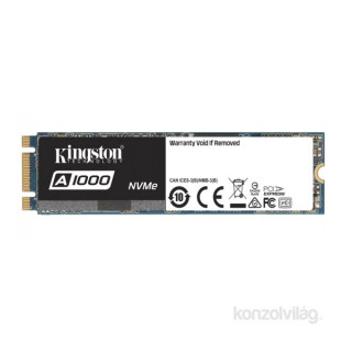 Kingston 240GB M.2 NVMe 2280 A1000 (SA1000M8/240G) SSD PC