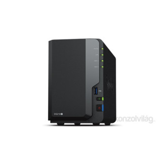 Synology DS218+ (2GB) 2x SSD/HDD NAS PC
