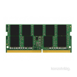 Kingston 16GB/2400MHz DDR-4 (KVR24S17D8/16) notebook memória PC