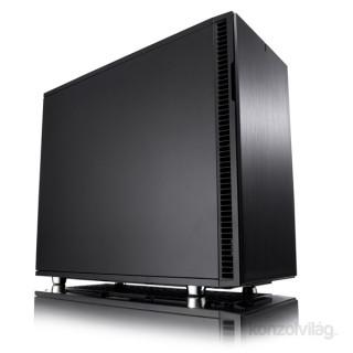 Fractal Design Define R6 Blackout Fekete (Táp nélküli) E-ATX ház PC