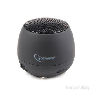 Gembird SPK-103 fekete hordozható hangszóró PC
