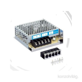 Hikvision DS-KAW50-1N 12VDC/4,17A tápegység kaputáblákhoz, beltéri egységekhez PC