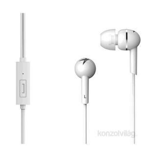 Genius HS-M320 fehér headset PC