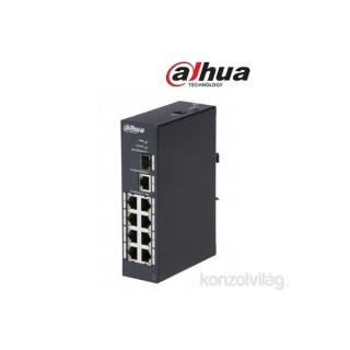 Dahua PFS3110-8P-96 Poe switch 8x 10/100 PoE (96W) 1x GbE LAN 1x SFP uplink PC