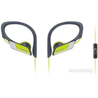 Panasonic RP-HS35ME-Y lime sport fülhallgató PC