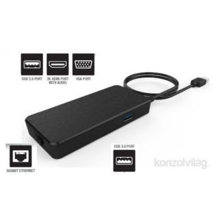 Targus ACP115EUZ USB 3.0 univerzális dokkoló állomás PC