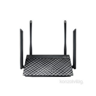 ASUS RT-AC1200/EU/13/P_EU Vezeték nélküli 300Mbps+867Mbps Router PC