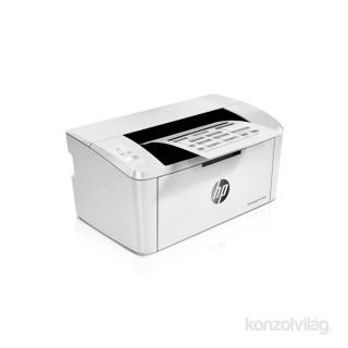 HP LaserJet Pro M15w mono lézer nyomtató PC