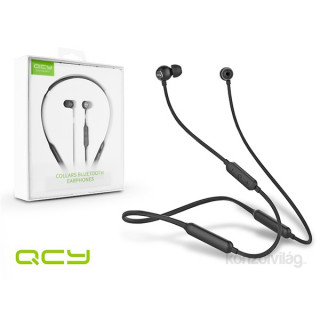 QCY L-IFIT Stereo Bluetooth nyakpántos SPORT headset, fekete PC