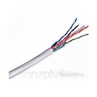 Legrand Cat6 árnyékolatlan (U/UTP) 4 érpár (AWG23) PVC fehér Eca 305m kartondoboz Linkeo réz fali kábel PC