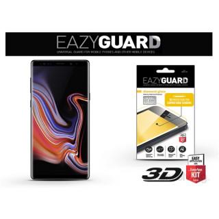 EazyGuard LA-1400 3D Samsung NOTE 9 FEKETE kijelzővédő fólia PC