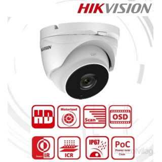 Hikvision DS-2CE56D8T-IT3ZE kültéri Turret HD-TVI kamera PC