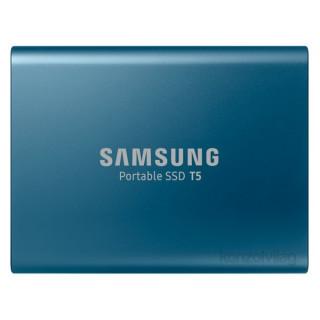 Samsung 500GB USB 3.1 (MU-PA500B/EU) kék T5 külső SSD PC