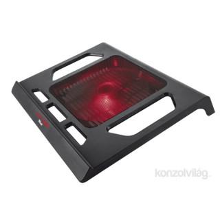 Trust GXT 220 Kuzo Notebook Cooling Stand gamer hűtőpad PC