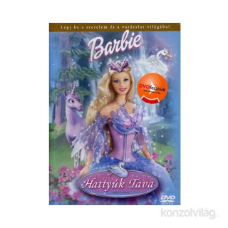 DVD Barbie - Hattyúk tava PC