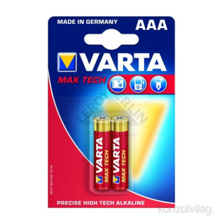 VARTA Max Tech AAAx2 PC
