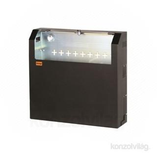 Legrand 19 colos 5U (3+2) MAG 475 SZÉL 500 MÉLY 140 fekete monoblokk fali rackszekrény PC