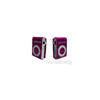 Orion OMP-09PI rózsaszín MP3 lejátszó PC