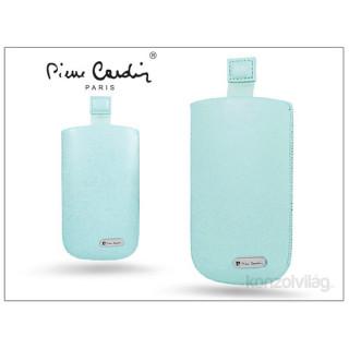Pierre CardinH10-18BL iPhone 5 kék slim tok PC