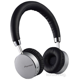 Pioneer SE-MJ561BT-S ezüst-fekete Bluetooth NFC fejhallgató PC