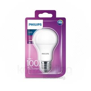 Philips LED izzó 13W E27 1521lm 2700K PC