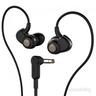 SoundMAGIC PL30+ In-Ear fekete-szürke fülhallgató PC