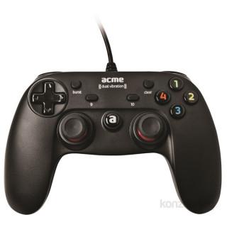Acme GA09 digitális USB gamepad PC