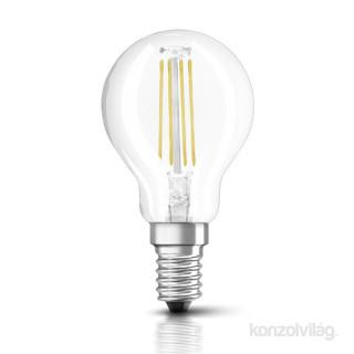 Osram Star Filament 4 W/827 40 E14 470 lumen LED kisgömb izzó PC