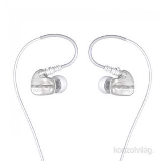 Brainwavz XF-200 In-Ear színtelen fülhallgató headset PC