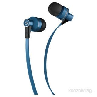 Sencor SEP 300 BLUE kék mikrofonos fülhallgató PC