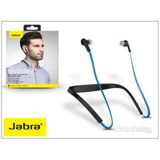 Jabra JB-109 HALO Smart Bluetooth kék headset PC