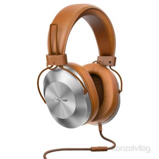 Pioneer SE-MS5T-T barna fejhallgató PC
