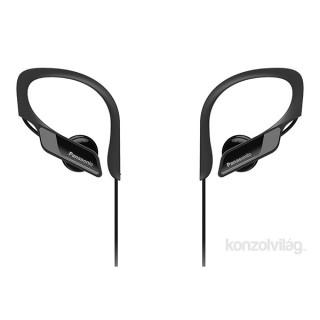 Panasonic RP-BTS10E-K Bluetooth sport fekete fülhallgató PC