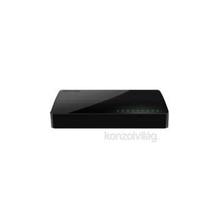 Tenda SG108 8Port LAN 10/100/1000 Mbps asztali switch PC