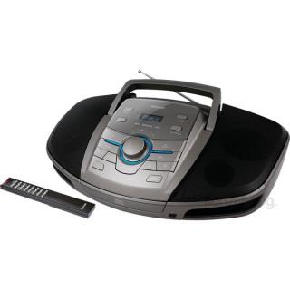 SENCOR SPT 5280 hordozható Bluetooth/FM rádió/MP3/USB/AUX/CD-s rádió PC