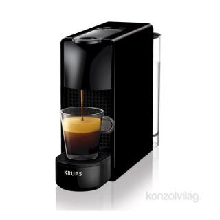 Krups XN110810 Nespresso Essenza Mini fekete kávéfőző Otthon