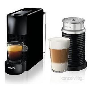 Krups XN111810 Nespresso Essenza Mini & Aeroccino fekete kávéfőző Otthon
