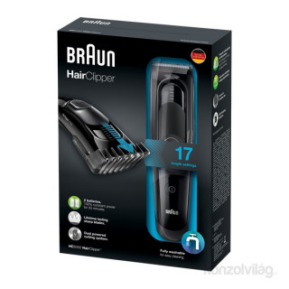 Braun HC5050 hajvágó Otthon