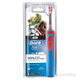 Oral-B D12.513 Vitality Star Wars elektromos gyermek fogkefe + ceruzatartó Otthon