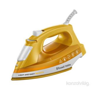 Russell Hobbs 24800-56/RH Light&Easy mango sárga  gőzölős vasaló Otthon