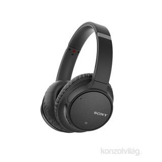 Sony WHCH700NB Bluetooth fekete zajszűrős fejhallgató PC