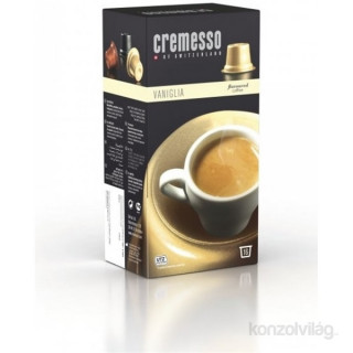 Cremesso Vaniglia kávékapszula 16db Otthon