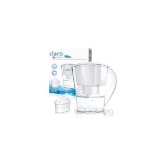 Claro Swiss vízszűrő kancsó+2 szűrő Otthon
