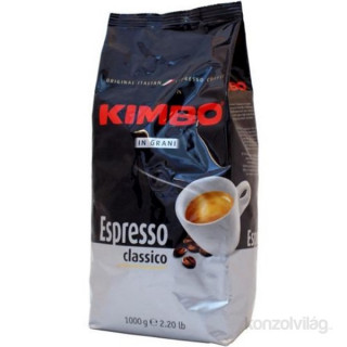 DeLonghi Kimbo Espresso classic kávé 1000 g Otthon
