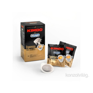 DeLonghi Kimbo 100% ARABICA pody kávé Otthon