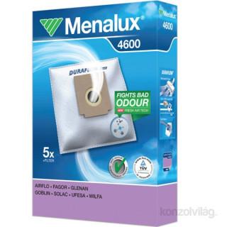 Menalux 4600 5 db szintetikus porzsák + 1 microfilter Otthon
