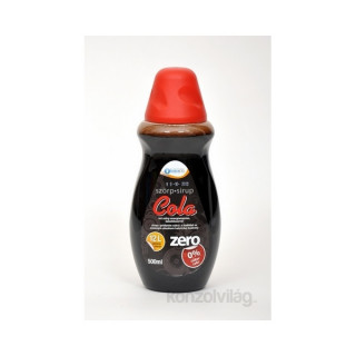 Sodaco Zero Cola szörp, 1:23,  500ml Otthon