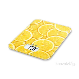 Beurer KS 19 Lemon konyhai mérleg Otthon
