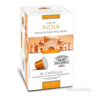 Compagnia Dell Arabica DAR066 India Single Origin Nespresso kompatibilis kapszula Otthon